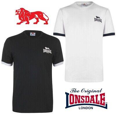 Aggressivo Tee Shirt Lonsdale Homme Sport Col Rond Du S Au Xxxxl Per Soddisfare La Convenienza Delle Persone