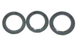 Lot Of 3 New Sog Berry Bearing Co 40 X 55 X 7 Mm Oil Seals