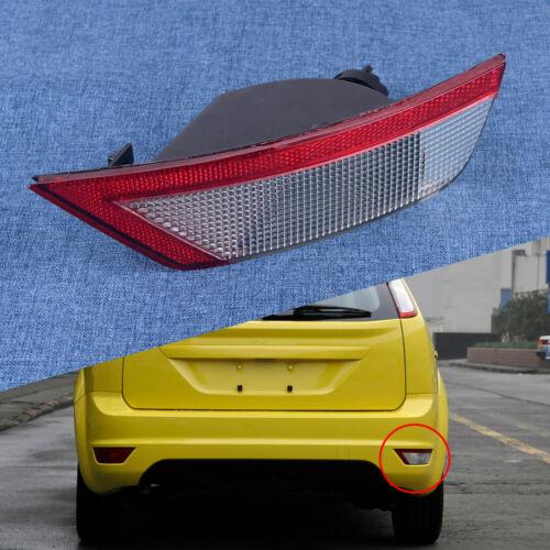 1x Recht Schlußlicht Nebelscheinwerfer Rückstrahler passt für Ford Focus 2008-12