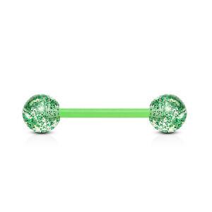 punkjewelry-PIERCING-LINGUA-Bioflex-BRILLANTI-Bioflex-plastica-flessibile