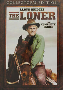 The-Loner-The-Complete-Series-New-DVD-Boxed-Set-Full-Frame