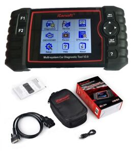 Image Is Loading Volkswagen Audi Diagnostic Scanner Tool Srs Abs Light