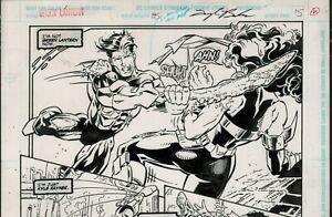 Green-Lantern-Orig-Comic-Art-85-pg-15-1997-DC-Daryl-Banks-Terry-Austin-THWOK