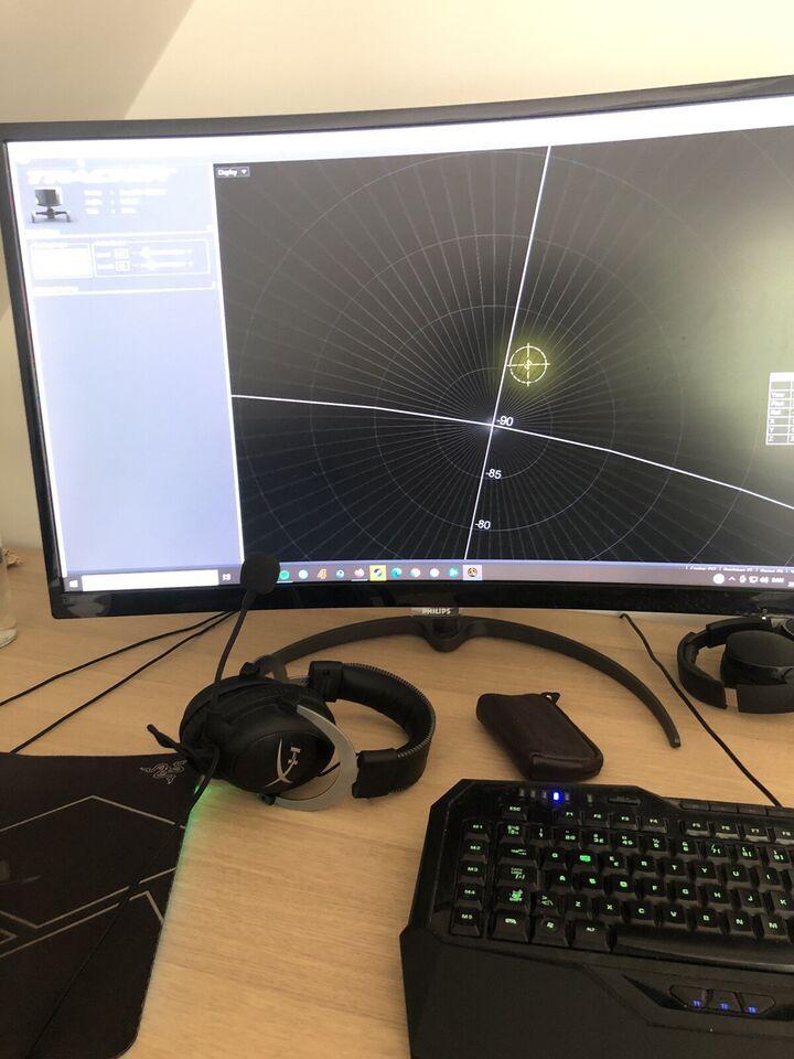 Webcam, TrackIR 5, Perfekt