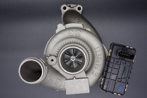 Turbolader-Mercedes-C-E-G-R-ML-765155-757608-743507-68037207AA-mit-Steuergeraet