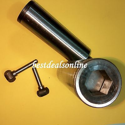 "Sioux Style Valve Seat Grinder Stone Holder Thread 11//16/"" Wth 0.385/"" Stem Guide"