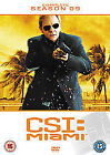 C.S.I. - Crime Scene Investigation - Miami - Series 9 - Complete (DVD, 2012, 6-Disc Set)