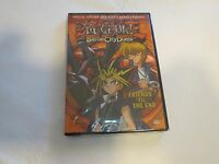 Yu-gi-oh Battle City Duels Dvd Rare Yugioh Friends Til The End Special Edition