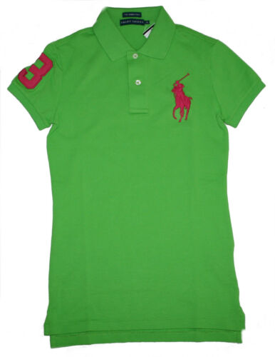 Ralph Polo Femmes Lauren The Taille Stretch Grand Xs Poney Skinny BqTUrgBx