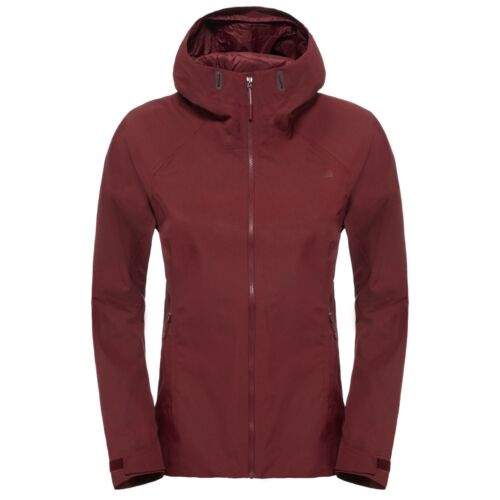 The North Face Womens FuseForm Montro Jacket Deep Garnet Red L Large RRP 220