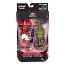 Marvel Legends Boxers Deadpool 6 Inch Action Figure