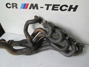 BMW-E36-M3-3-0-S50B30-de-escape-colectores-encabezados-necesita-reparacion