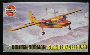 AIRFIX-03067-Britten-Norman-ISLANDER-DEFENDER-1-72-Flugzeug-Bausatz-Kit