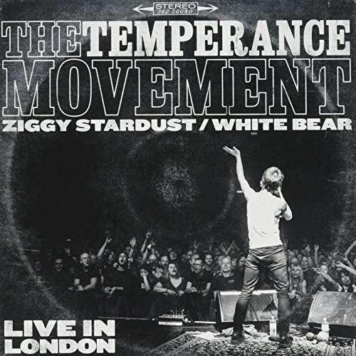The Temperance Movement - Ziggy Stardust / Blanco Bear Nuevo 17.8cm