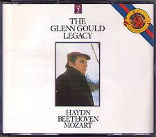 THE GLENN GOULD LEGACY Vol.2 Beethoven Haydn Mozart 3CD Leningrad Live Concerto