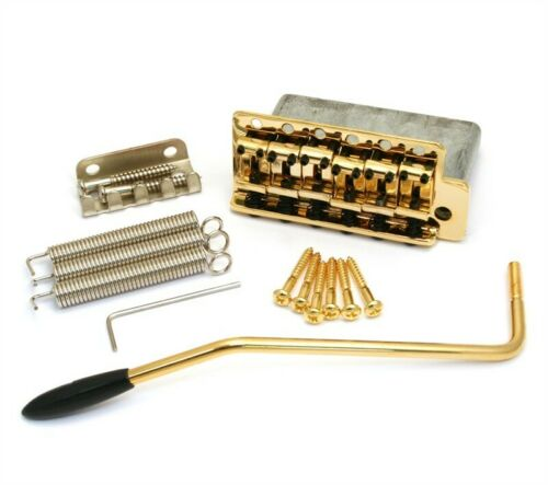 GOLD NEW Vintage Style Tremolo For Fender Strat
