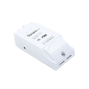 Sonoff Dual WiFi Wireless Smart Swtich Module ABS Shell Socket for DIY Home