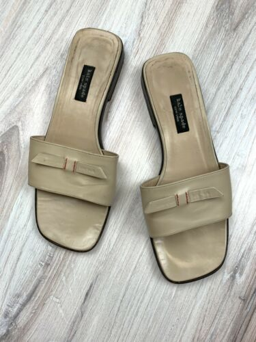 90's Kate Spade Square Toe Sandals