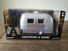 Airstream 16/' Bambi 1//24 Scale Diecast Model by Greenlight