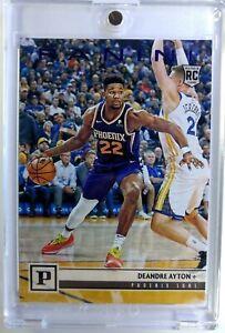 2018-19-Panini-Blue-DeAndre-Ayton-101-Rookie-RC-Phoenix-Suns-039-d-99