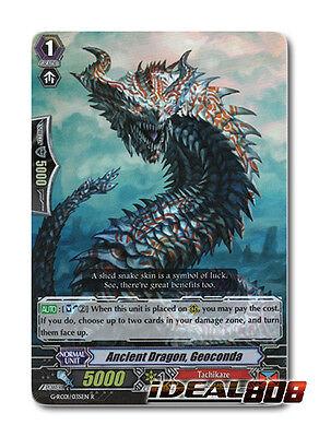 ANCIENT DRAGON GEOCONDA G-RC01//035EN R RARE CARDFIGHT VANGUARD CARD