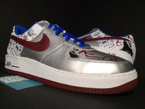 2006 Premium Royale Nike Force 1 About Silver Collection Red James Air Details Blue 13 Lebron 54AjcRqS3L