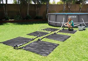Intex 28685 120x120 Cm Solar Mat Solar Heating Swimming Pool Heater 782572868508 Ebay