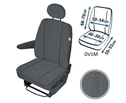 FIAT DUCATO 1+2 Velour Sitzbezug Schonbezüge ELEGANCE DV1MDV2Table