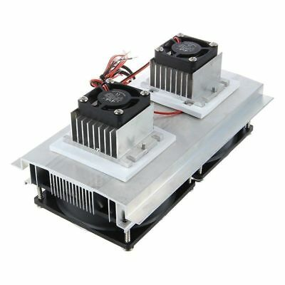 2019 Neuer Stil Thermoelectric Peltier Refrigeration Cooling System Kit Cooler Double Fan D S950