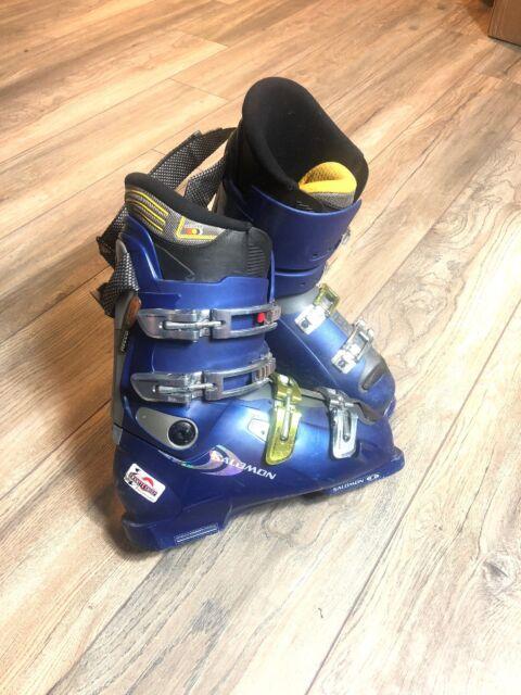 Salomon Ski Boot X wave 8 Size UK 9.5 for sale online   eBay
