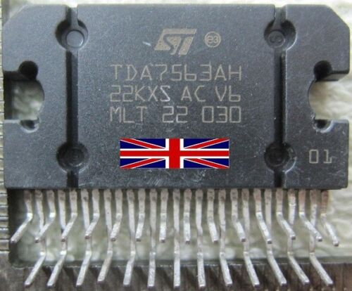 TDA7563AH ZIP27 Integrated Circuit from STMicroelectronics