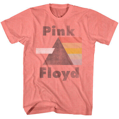 Pink Floyd Prism Dark Side of The Moon Men/'s Long Sleeve T Shirt DSOTM Album