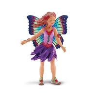 Violet Fairy Fantasies Figure Safari Toys Educational Figurines