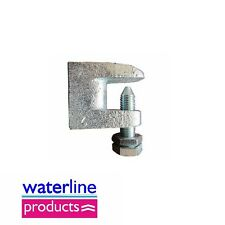 10mm Iron Beam Clamp Galvanised Malleable Iron Metal Pipe Fitting