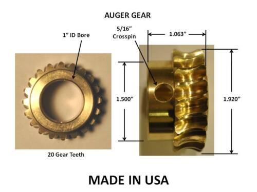 Ariens Snowblower Bronze Auger Gear Pin Bushing ST824 924050 52402600