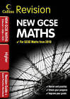 GCSE Maths for Edexcel A+B+AQA B+OCR: Higher: Revision Guide and Exam Practice Workbook by HarperCollins Publishers (Paperback, 2010)