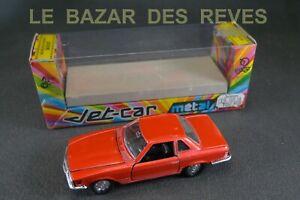 NOREV-FRANCE-JET-CAR-MERCEDES-350-SL-REF-821-Boite
