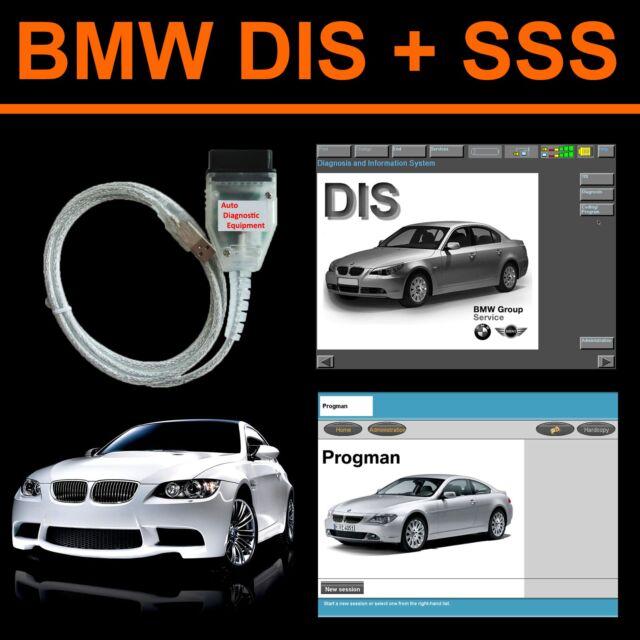BMW GT1 OBD Diagnostic interface K+DCAN + BMW DIS v57 & SSS v32