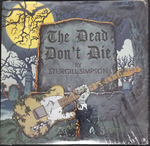 Sturgill-Simpson-THE-DEAD-DON-039-T-DIE-New-Limited-Yellow-Colored-Vinyl-7-034-Single