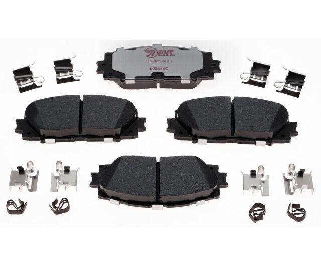 Disc Brake Pad Set-L Front Raybestos EHT1184H