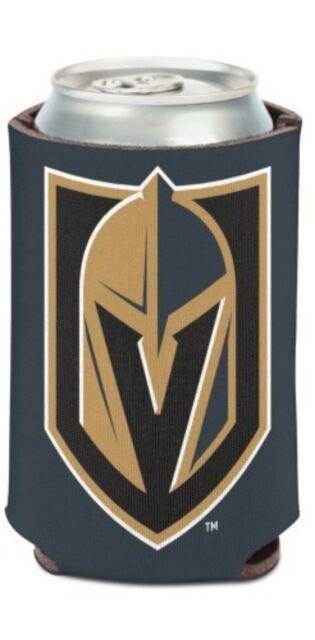 Kolder Vegas Golden Knights Glitter Can Cooler Beverage Sleeve For Sale Online Ebay