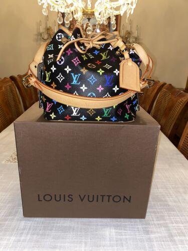 Louis Vuitton Petit Noe Multicolor - image 1