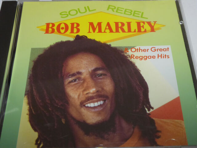 Bob Marley - Soul Rebel and other? - NM (CD)