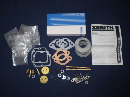 TRIUMPH GT6 MK 1 VITESSE MK 1 STROMBERG CD150 CARB REBUILD KIT