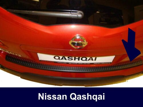 Nissan Qashqai+2 Rear Guard Bumper Protector