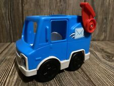 Fisher Price Little People Sending Love Mail Truck Helping Others New Release