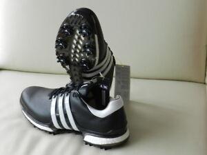 check out bc010 66f1d Das Bild wird geladen Adidas-Tour-360-Boost-2-0-Herren-Golfschuhe-