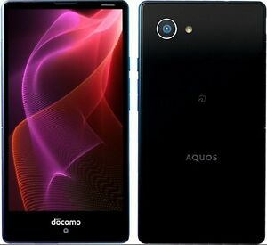 Details about DOCOMO SHARP SH-02H AQUOS COMPACT MINI Xx2 PHONE ANDROID 4K  UNLOCKED JAPAN NEW