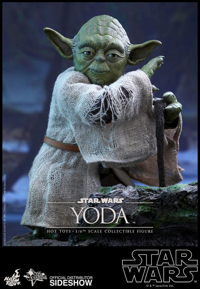 1 6 estrella  guerras Yoda Movie Masterpiece Series caliente giocattoli  gli ultimi modelli