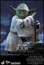 1/6 Star Wars Yoda Movie Masterpiece Series Hot Toys